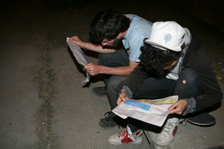 Ler mapas